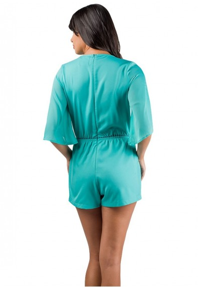 LANGLEY PLAYSUIT