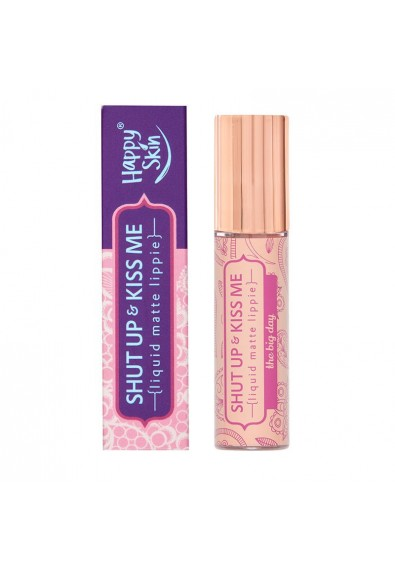 Shut Up & Kiss Me Liquid Matte Lippie In The Big Day