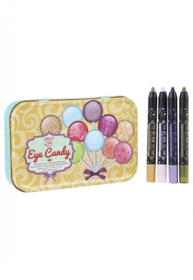 Eye Candy Limited Edition 24H Gel Pencil Eyeliners (Set of 4)