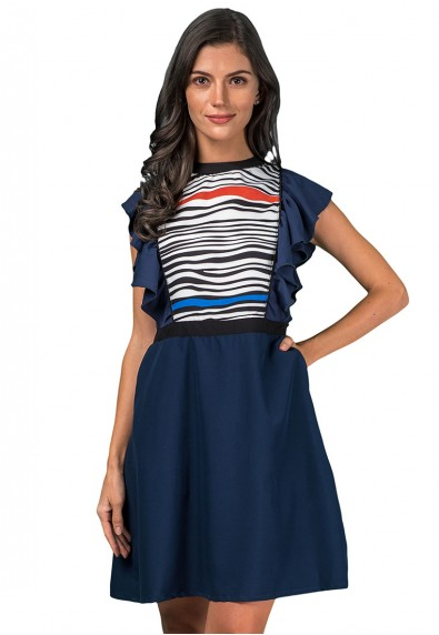 DONELL S/L DRESS