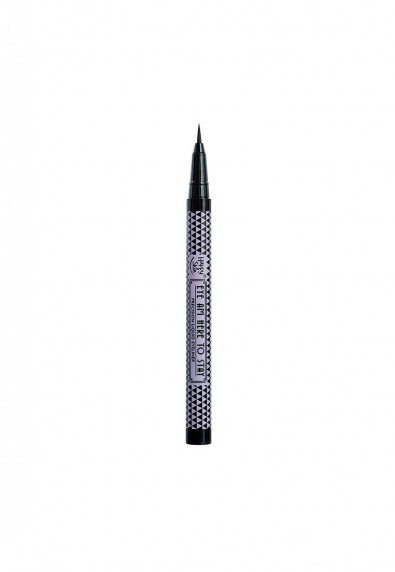 Eye Am Here To Stay Precision Liquid Eyeliner in Perfect Black