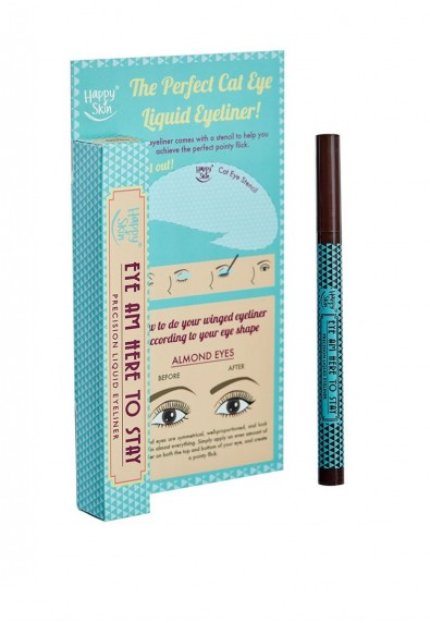 Eye Am Here To Stay Precision Liquid Eyeliner in Chic Brown