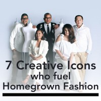 7 Creative Icons Who Fuel Homegrown Fashion