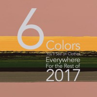 6 Colors You'll See on Clothes Everywhere for the Rest of 2017
