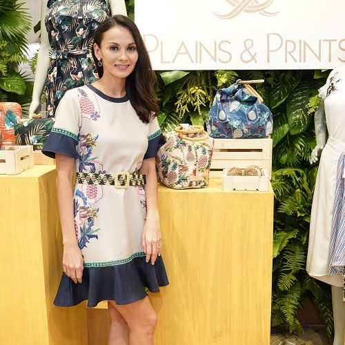 Luxury Handbag Queens collab with Plains & Prints : Capsule collection brings style of Filipino crafts to your wardrobe