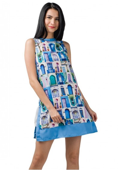 NICKLEBY S/L DRESS