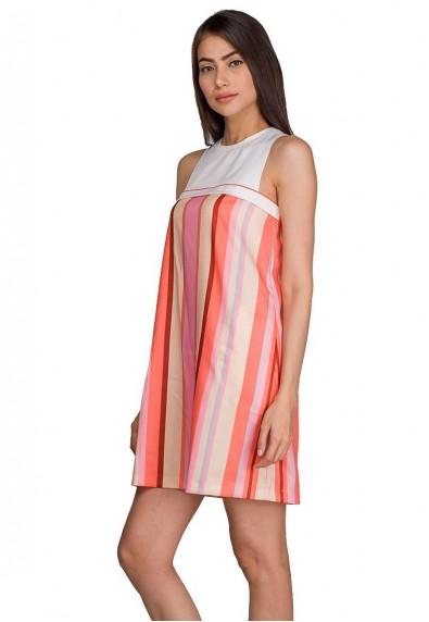 ORVILLE S/L DRESS