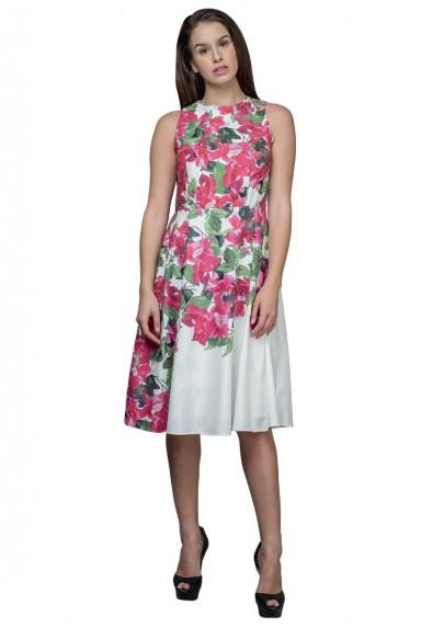 MARIANNA S/L DRESS
