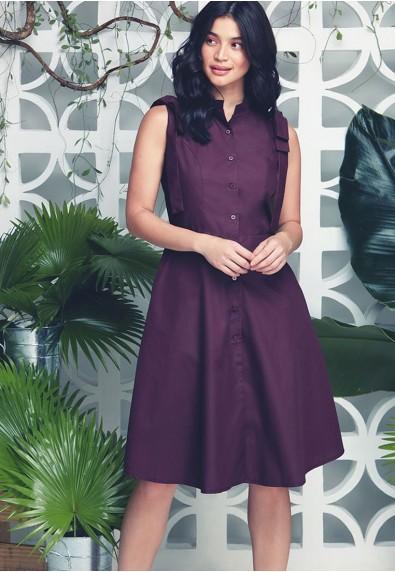 ELENA S/L DRESS