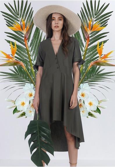 ADORA C/S DRESS