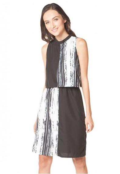 THORNNE S/L DRESS