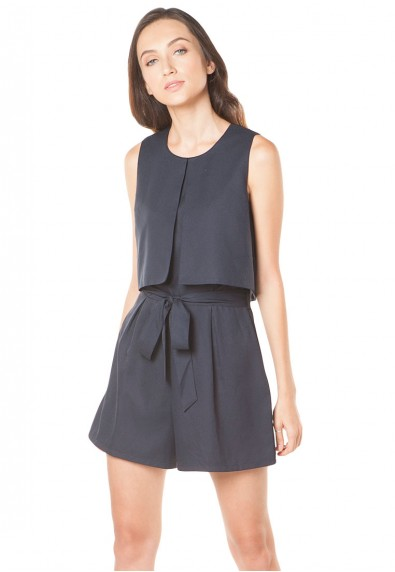 TYRESE S/L PLAYSUIT