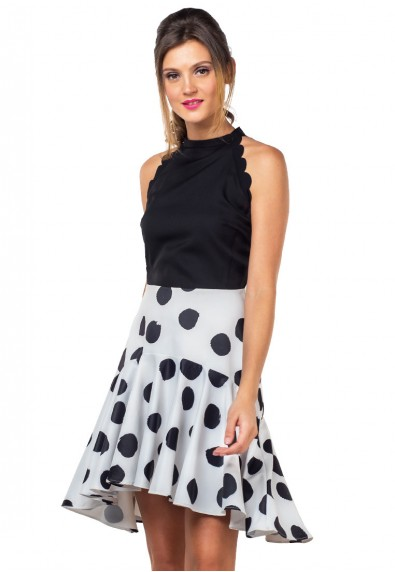 SODA SHOP S/L DRESS