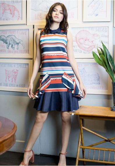 VALKYRIE S/L DRESS