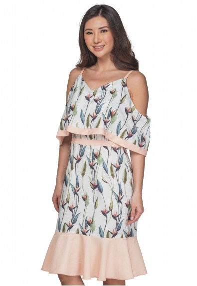 ANNERY C/S DRESS