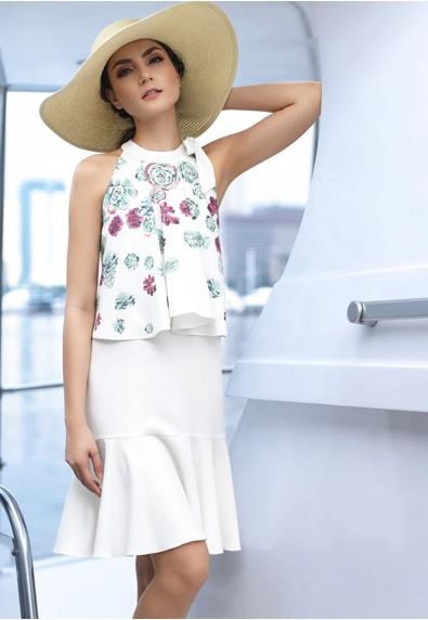 BYANCA S/L DRESS