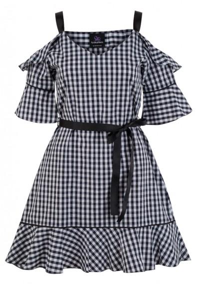 ADALINE C/S DRESS