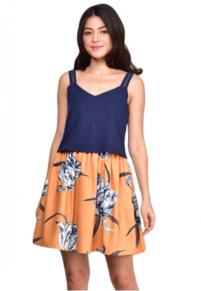 CURRIE S/L DRESS