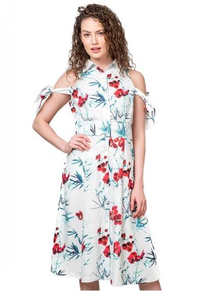 OLIVYA C/S DRESS