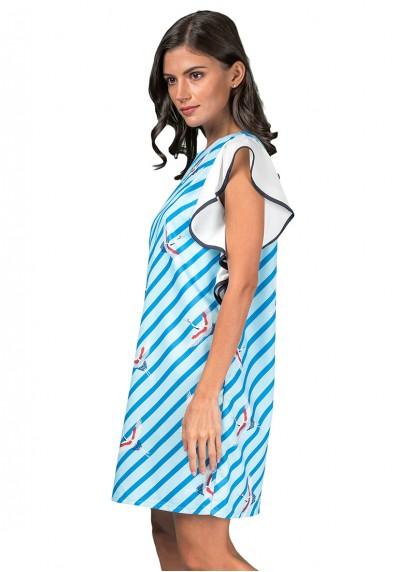 DUNTRELL S/L DRESS
