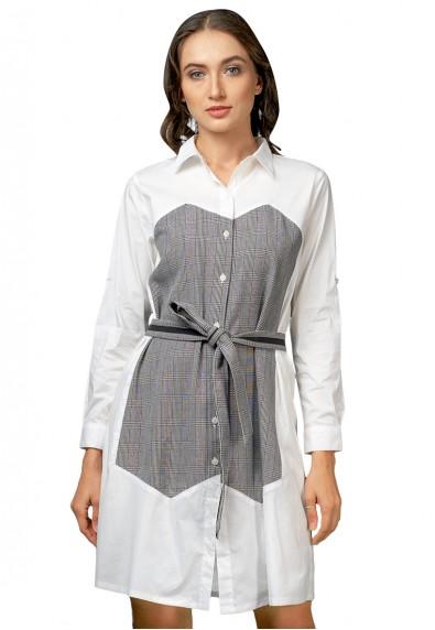 ELLERY 3/4 DRESS