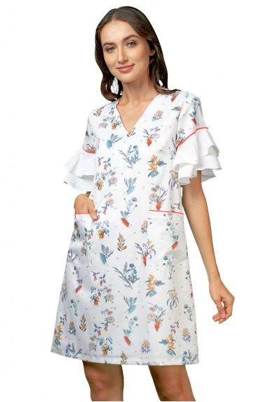 EDOLIE C/S DRESS
