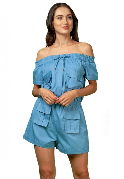 ELAENA C/S PLAYSUIT