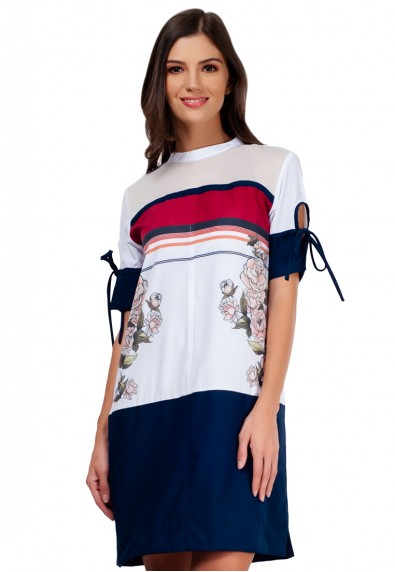 HENLEY C/S DRESS