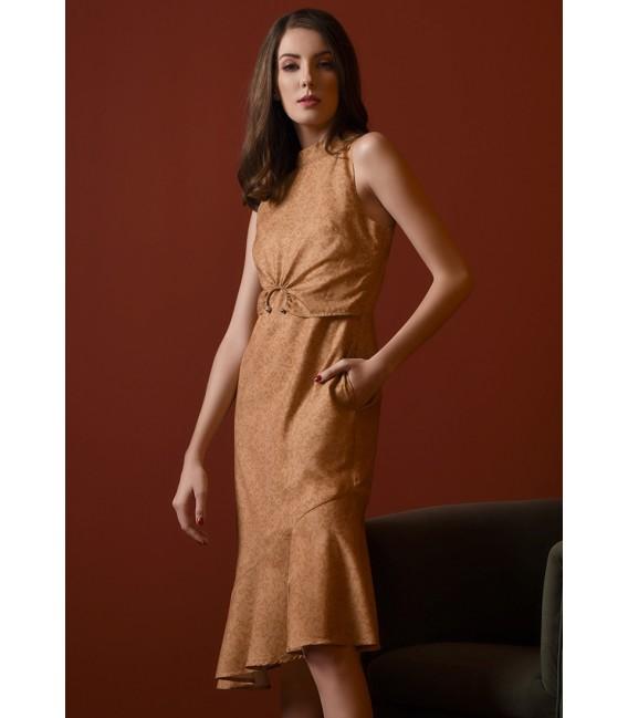 ILLIS S/L DRESS
