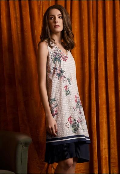 ILNA S/L DRESS