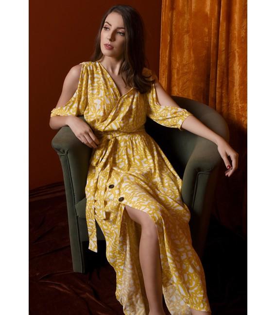 INGELINE MAXI DRESS