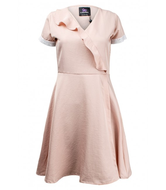BELACE C/S DRESS