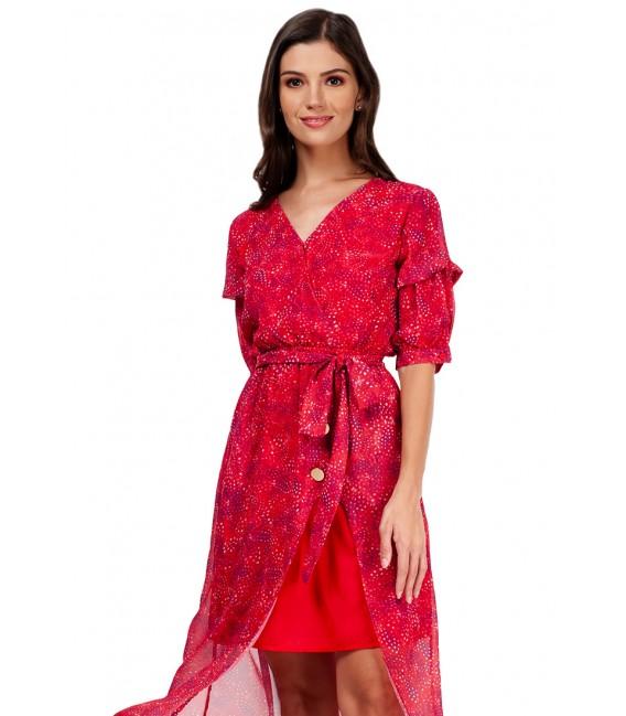 HABERLANE 3/4 DRESS
