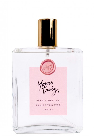 YOUR'S TRULY PEAR BLOSSOMS EDT