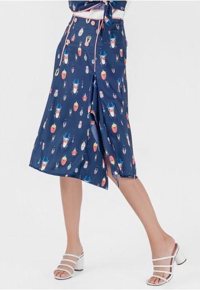 Mysterious Elements Nance Skirt