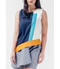 Mysterious Elements Nicholai Sleeveless Top