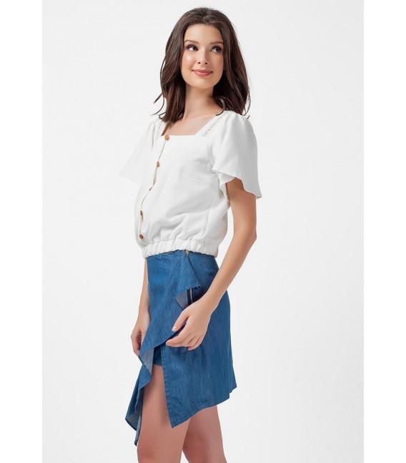 Blissful Harmony Mirriah Short Sleeves Top