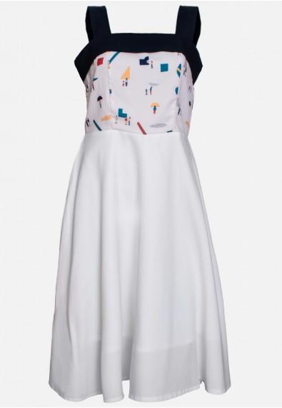 Blissful Harmony Montanah Sleeveless Dress