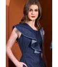 Blissful Harmony Mabley Sleeveless Dress