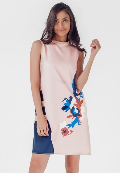 Blissful Harmony Madisson Sleeveless Dress