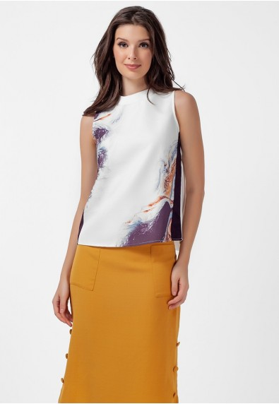 SAN REMO LOLA SLEEVELESS TOP