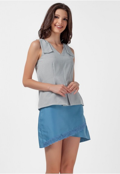 SAN REMO LODGE SLEEVELESS TOP