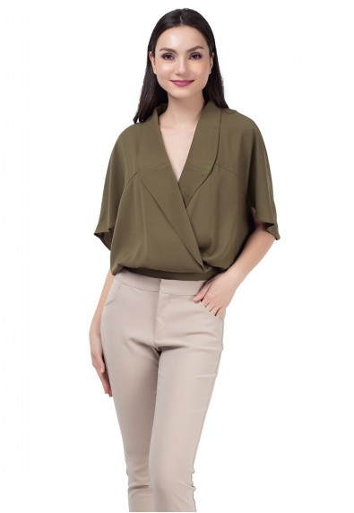SAN REMO LILIPUT SHORT SLEEVES TOP