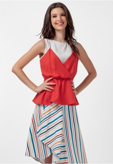 SAN REMO LILEE SLEEVELESS TOP