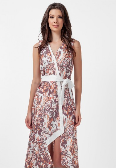 SAN REMO LIBERTY SLEEVELESS DRESS