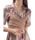 RIVIERA JERMY SHORT SLEEVES DRESS