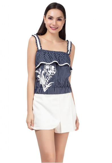 MARBELLA KATHERINA SLEEVELESS TOP