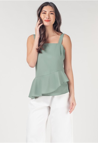 Mysterious Elements Normy Sleeveless Top
