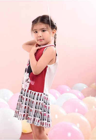 Generation 25 MI AMOR S/L DRESS KIDS