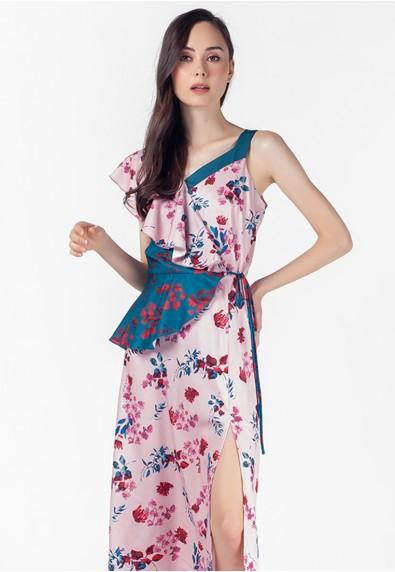 POISE S/L DRESS